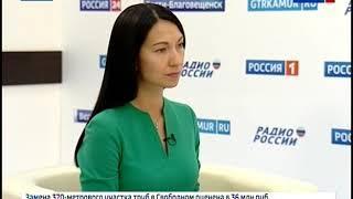 Интервью О Курганова