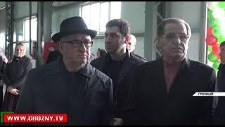В Грозном открылся первый в Чеченской Республике индустриальный парк
