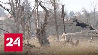 Террористы из минометов обстреляли сирийский медпункт - Россия 24