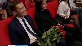 Народный артист России Алексей Гуськов в Красноярске встретился со зрителями