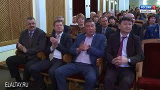 В Горно-Алтайске прошло торжественное мероприятие, посвященное Дню местного самоуправления