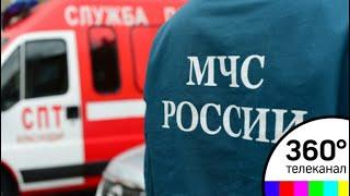 На балконе жилого дома в Москве взорвался газовый баллон