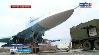 Чкаловский завод готовит два самолёта СУ-34 к передаче в Министерство обороны