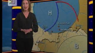 Прогноз погоды с Ксенией Аванесовой на 10 октября