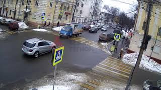 ДТП Республиканская/Свердлова.13.03.18