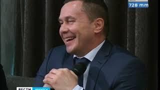 Фестиваль «Золотая запятая» 2018 проходит в Иркутске