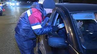 Резкий необдуманный разворот привел к ДТП на  улице Адмирала Горшкова