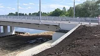 В Ярославле торжественно открыли Комсомольский мост через Которосль