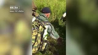 Эвакуация дедушки в Семёнском округе