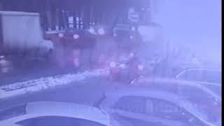 Сбили человека на Карпаткой Еременко 28.2.2018 Ростов-на-Дону Главный
