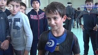 Лучших ушу-саньдаистов Дагестана выявили на турнире «Лига Легион»