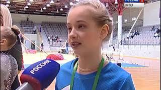 В Кирове состоялись областные соревнования по воздушной акробатике(ГТРК Вятка)