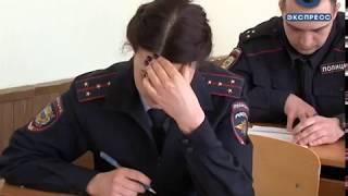 В Пензе среди сотрудников ПДН прошел конкурс профмастерства