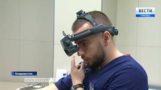 Новая лазерная установка в Центре современной офтальмологии помогает избавиться от дефектов зрения