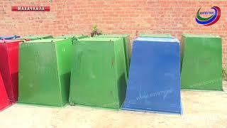 Мэрия Махачкалы закупила 700 новых мусорных контейнеров