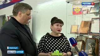 ГТРК «Алтай» передала архивные фильмы телевидению Республики Алтай