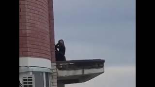 На 15 этаж ради селфи