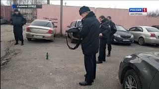Наркополицейские задержали в Красном-на-Волге двух торговцев марихуаной