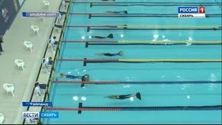 Сибиряки привезли на родину награды с мирового чемпионата по подводному плаванию в ластах