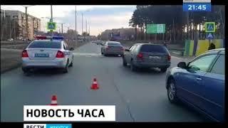 10 суток ареста получил водитель такси в Ангарске, сбивший двух женщин на пешеходном переходе