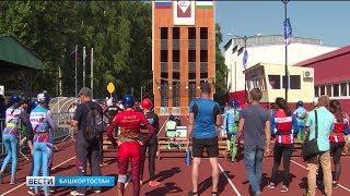 Чемпионат МЧС России по пожарно-спасательному спорту пройдет в Уфе