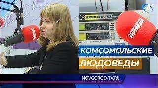 Анна Черепанова стала первым гостем нового шоу на радио «Комсомольская правда»