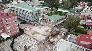 Мехико: жизнь после землетрясения