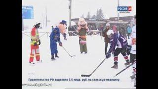 Чувашские спасатели присоединились ко всероссийскому флешмобу