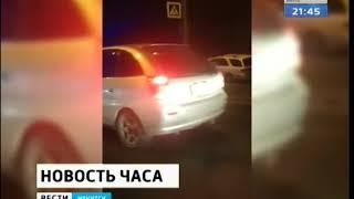 ДТП в Ново Ленино в Иркутске  Серьёзно пострадали два человека