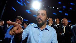 """Италию волнует """"цыганский вопрос"""""""