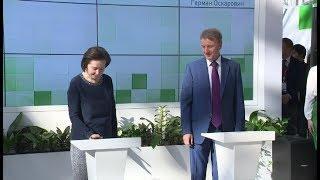 Соглашение Югры со Сбербанком, подписанное сегодня в Сочи, позволит построить в округе новые школы
