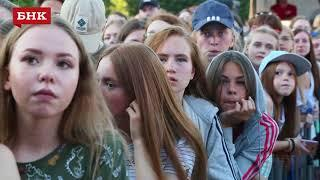 """Выпускной """"Облака 2018"""", Алексеев - Океанами станем"""