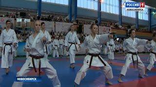 Турнир по карате «Кубок Успеха» прошел в Новосибирске