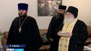 Старец Ефрем прибыл из Греции в Магадан