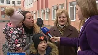 Избирательный участок на пл. Круглой: как голосуют ростовчане?
