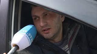 Автолюбителей подвела не самая быстрая реакция в ДТП на Выселковой