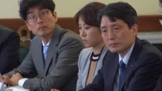 Делегация из Кореи приехала в Кузбасс