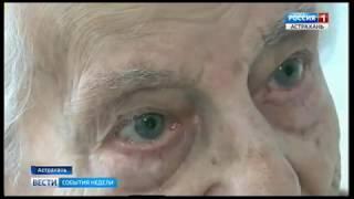 Астраханка в 92 года едва не осталась на улице