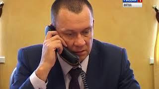 В Кирове прошла прямая линия по проблемам с отоплением и горячей водой(ГТРК Вятка)