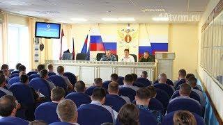 В Управлении ФСИН по Мордовии прошло совещание
