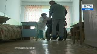 Врио губернатора края находится с рабочим визитом в Пожарском районе
