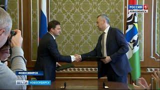 Почтовый логистический центр начнут строить в Новосибирской области в 2019 году
