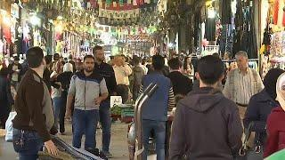 Сирия: в Дамаске все спокойно?
