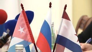 Куба и Мордовия переходят на новый уровень отношений