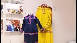 В Ханты-Мансийске открылась выставка, посвящённая рукоделию мансийской мастерицы Марии Меровой