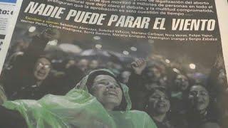 Президент Аргентины колеблется