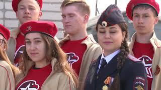 Охотск открыли мемориальную доску в честь сосланного туда первого полицейского России май 2018