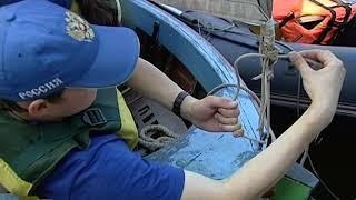 В Ярославле состоялось открытие слета юных моряков