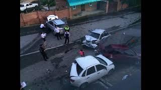 Авария в кисловодске (версия для СМИ)