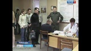 Этой осенью 1300 новобранцев из Чувашии пополнят ряды российской армии